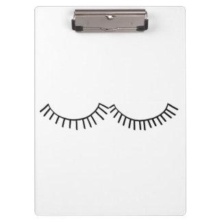Eyelash Clipboard