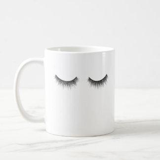 Eyelash Coffe Mug
