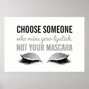 Makeup Quotes Posters \u0026 Prints