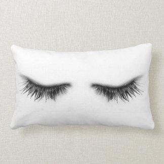 Eyelashes Lumbar Cushion