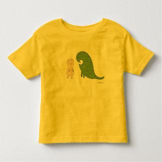 Eyemonster and Furmonster talking Toddler T-Shirt