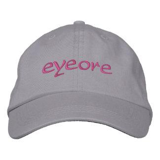 eyeore baseball cap