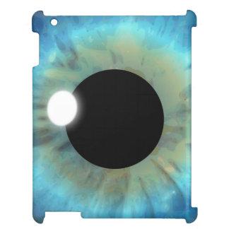 eyePad Blue Eye Iris Case Savvy iPad Case Covers