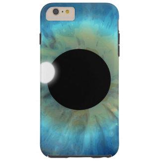 eyePhone Blue Eye Eyeball Tough iPhone 6 6S Plus Tough iPhone 6 Plus Case