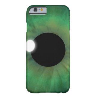 eyePhone Green Eye Eyeball Slim iPhone 6 6S Cases
