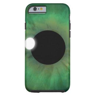 eyePhone Green Eye Eyeball Tough iPhone 6 6S Cases