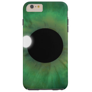 eyePhone Green Eye Eyeball Tough iPhone 6 6S Plus Tough iPhone 6 Plus Case