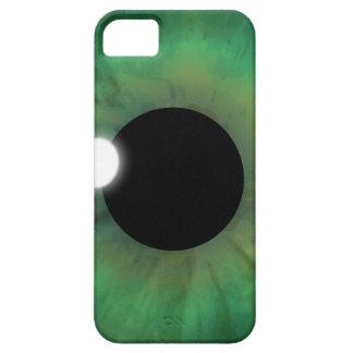 eyePhone Green Eye iPhone 5 Case-Mate Barley There