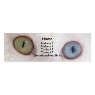 Eyes for you business card
