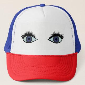 eyes hat