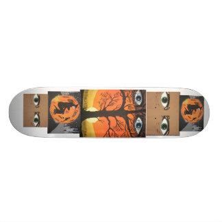 eyes have it skate deck