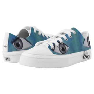"EYES ""I see you"" sneakers Low Top Shoes"