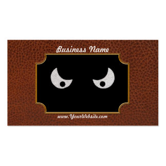 Eyes - In the dark Pack Of Standard Business Cards