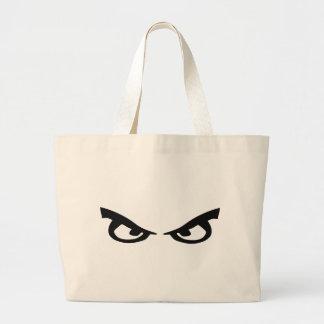 Eyes Large Tote Bag