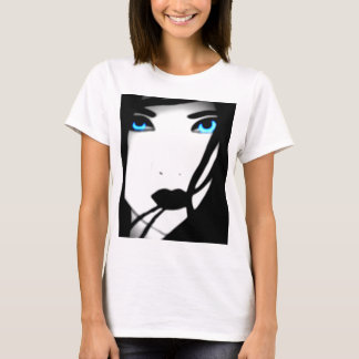 Eyes like Ice: Japanese Art T-Shirt