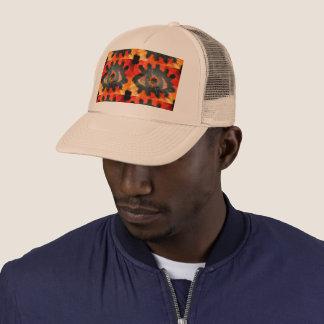 Eyes. Look at me. Trucker Hat