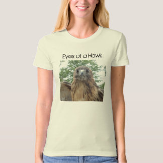 Eyes of a Hawk Conservation Shirt