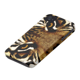 Eyes of a Tiger iPhone 4 Case