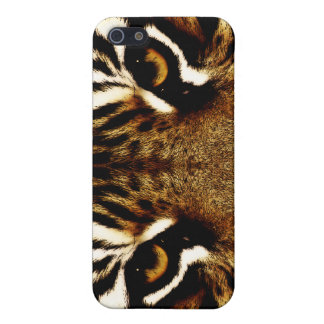 Eyes of a Tiger iPhone 5/5S Cover
