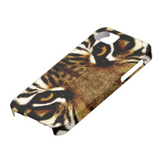 Eyes of a Tiger iPhone 5 Case