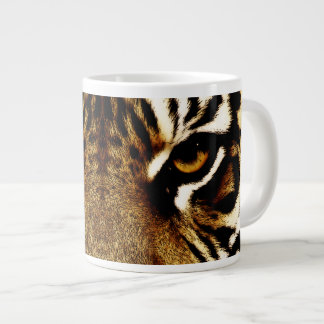 Eyes of a Tiger Large Coffee Mug