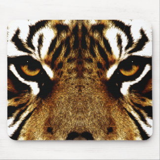 Eyes of a Tiger Mouse Mat