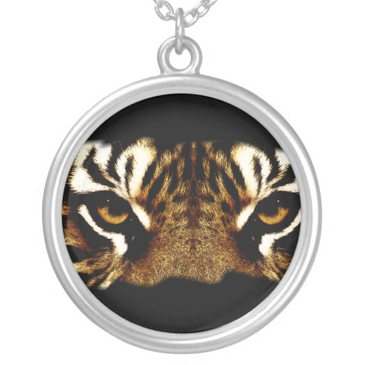 Eyes of a Tiger Necklace