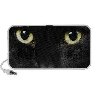 Eyes of cat mini speakers