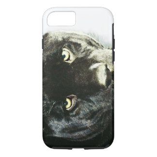 Eyes of Jaguar Tough iPhone 7 Case