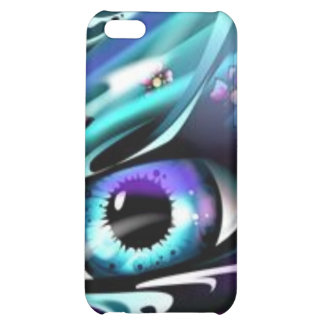 Eyes OF The Deep Blue Ocean iPhone 5C Cover
