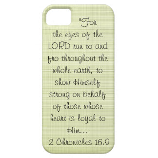 Eyes of the Lord iPhone 5 Covers