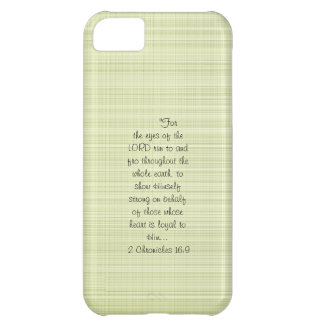 Eyes of the Lord iPhone 5C Case