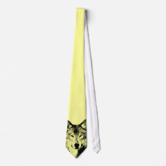 Eyes of Wolf Tie