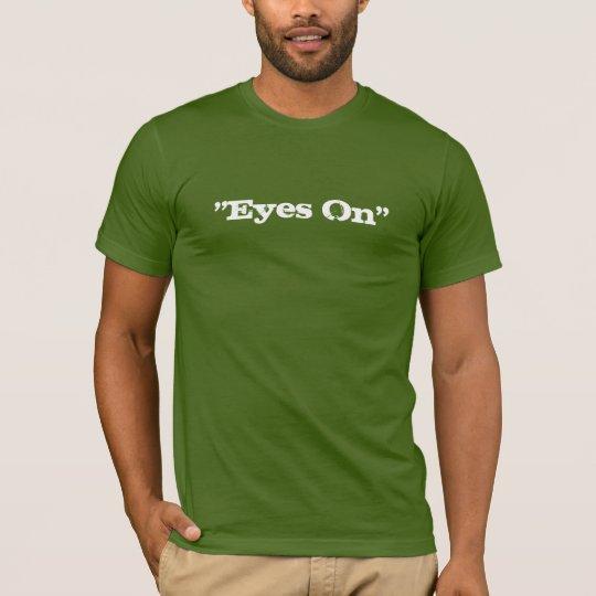 Eyes On - Bluestone 42 T-Shirt