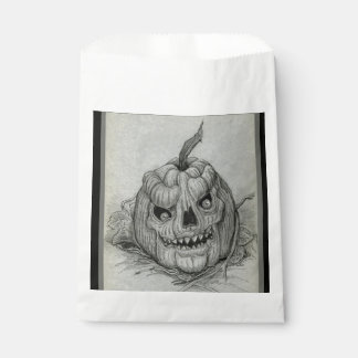Eyes On You Halloween Favor Bags Favour Bags