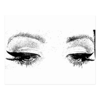 Eyes Postcard
