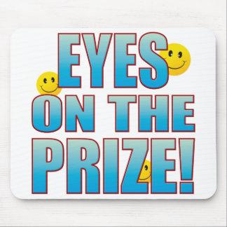 Eyes Prize Life B Mouse Pad