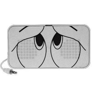 Eyes Mp3 Speakers