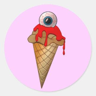 Eyescream Sticker