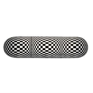 eyetrippers 21.3 cm mini skateboard deck