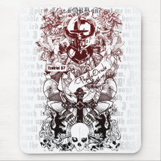Ezekiel 37 mouse mat