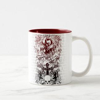 Ezekiel 37 Two-Tone mug