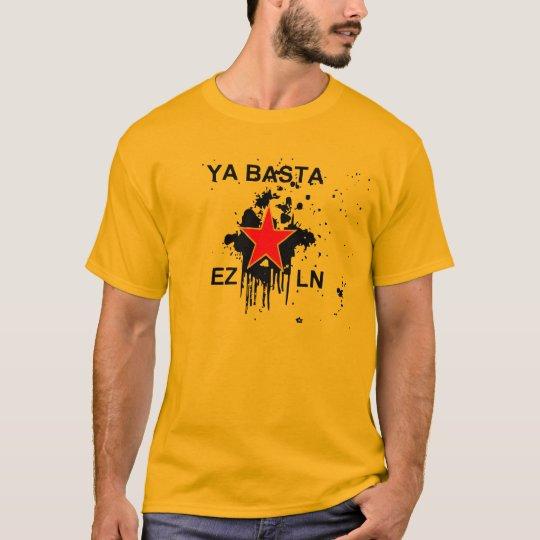 ezln ya basta star T-Shirt