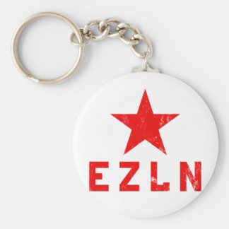 EZLN Zapatista Keychain