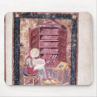 Ezra writing the sacred books mouse pad
