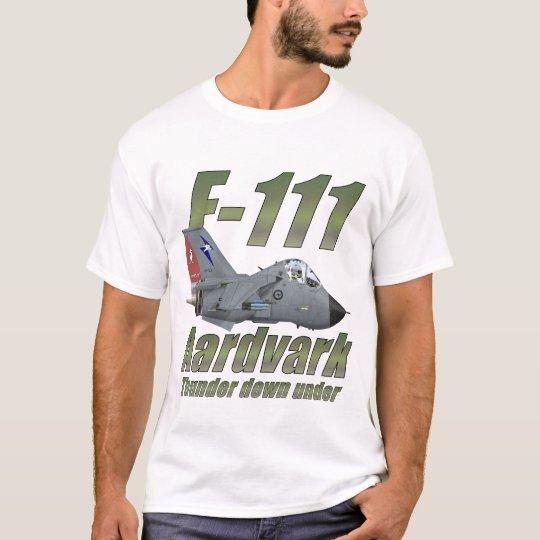 F111 Down UnderTee T-Shirt
