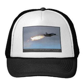 F111 Motivation Mesh Hats