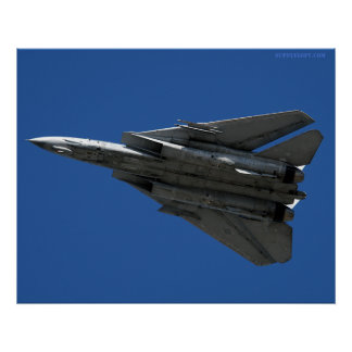 F14 of the Grim Reapers Poster