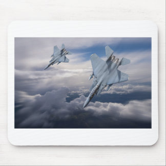 F15 Pair Diving Mouse Mat