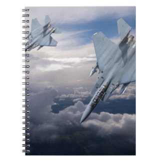 F15 Pair Diving Notebook